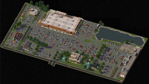 Screenshot for Target SuperCenter Complex