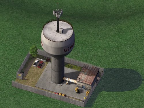 Screenshot for SM2 Water Towers