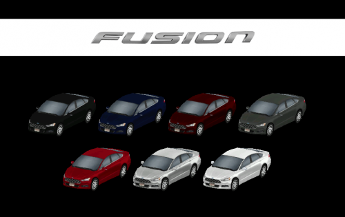 Screenshot for Ford Fusions