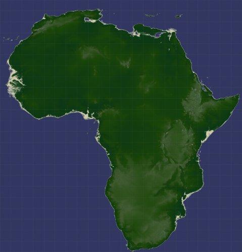 Screenshot for Africa