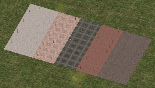 Screenshot for PedMalls with Lanterns