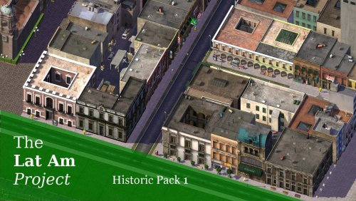 Screenshot for The Lat Am Project: Historic Pack 1