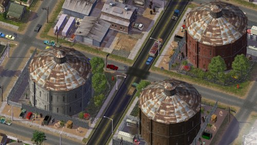 Screenshot for Troy Gasholder Building
