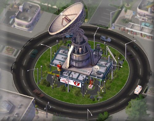 Screenshot for Traffic Control Center, Roundabout Variety Pack