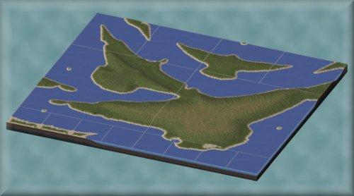 Screenshot for Dove Islands