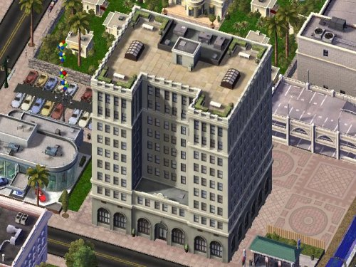 Screenshot for Midrise Office Pack Volume 8