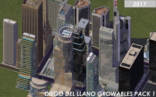 Screenshot for Diego Del Llano Growables - 2017 Pack One
