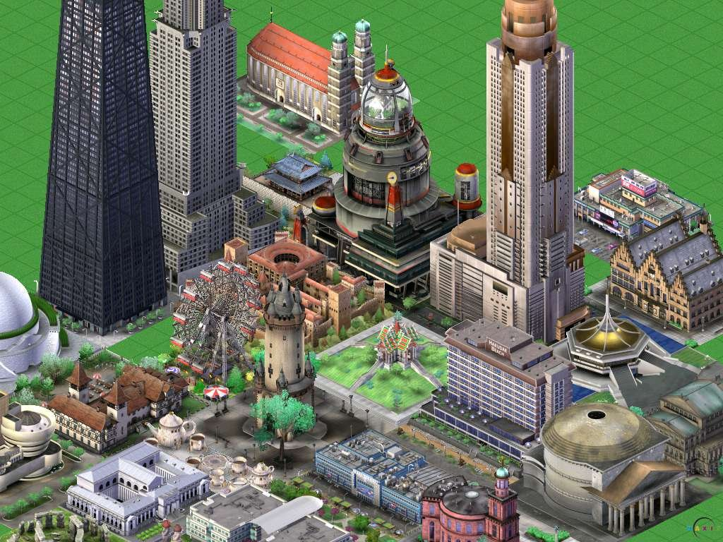 Simcity 3000 unlimited my abandonware.