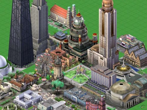 Screenshot for SimCity 3000 Official Landmark Pack
