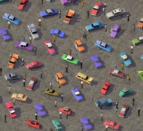 Screenshot for Lowrider Props