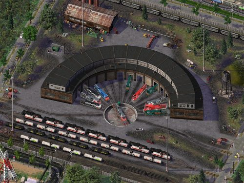Screenshot for SM2 Heritage Roundhouse
