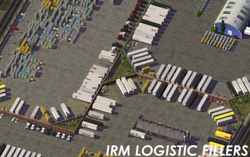 Screenshot for Industrial Revolution Mod - Logistic Filler Set 1