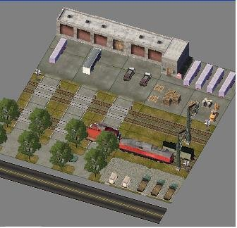 Screenshot for KCP_Wethy Freight Train Station