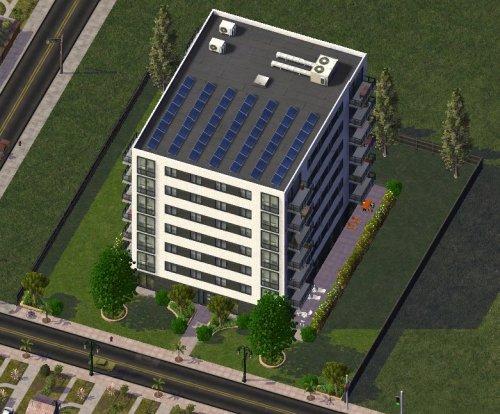 Screenshot for Stanley building