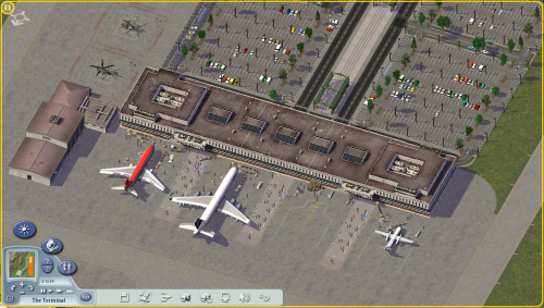 Screenshot for Pulkovo airport from SBU CJ