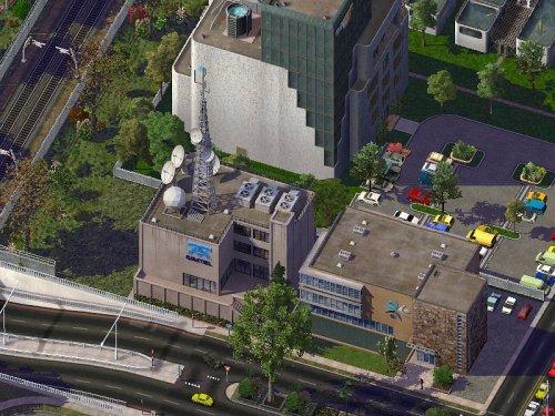 Screenshot for City Data Center