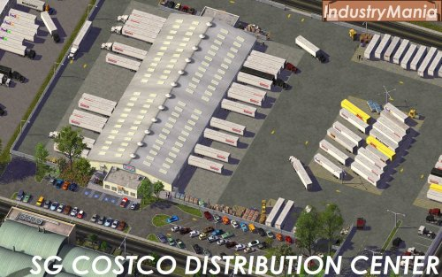Screenshot for IdM - Simgoober's Costco Distribution Center