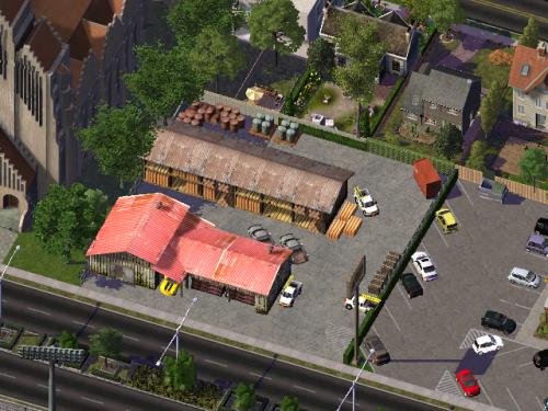 Screenshot for Lumber Center 2-Pack (SC4LOT)