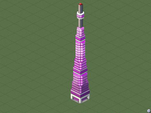 Screenshot for Custom Landmark// Violet Tower