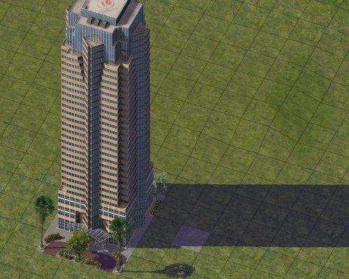Screenshot for Tankmank's Fox Plaza Relot