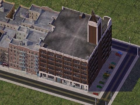 Screenshot for IRM W2W NYBT ABBT Studebaker Building by SimHoTToDDy