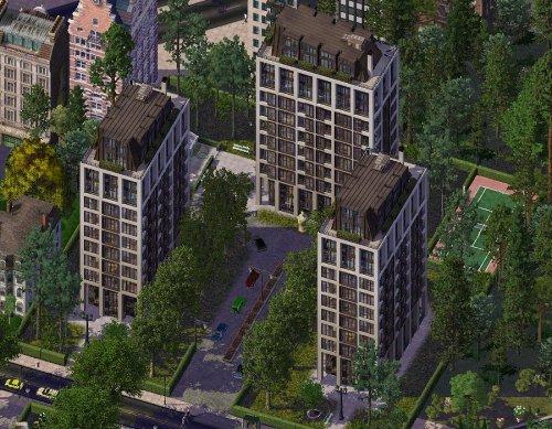 Screenshot for Kensington Apartments