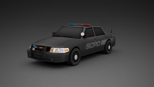 Screenshot for Simcity5 Police Stealth vehicles