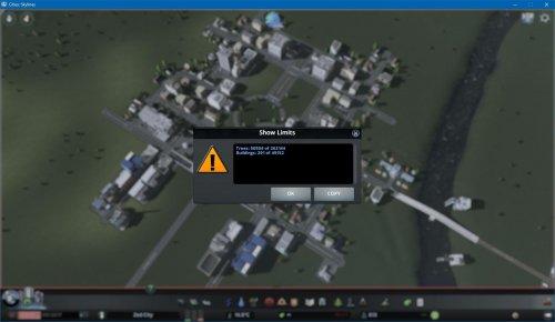 Screenshot for Modding Tutorial 3: Show Limits (Source Code)