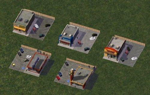Screenshot for RRetail Restaurant Relots Pack Three