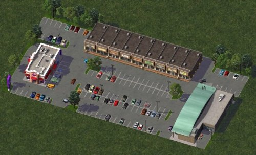 Screenshot for RRetail Shopping Centers Pack One