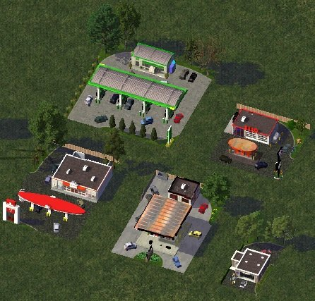 Screenshot for RRetail Gas Station & Auto Center Relots