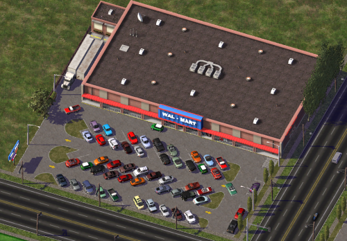 Screenshot for B62 Remastered - Walmart Style 03