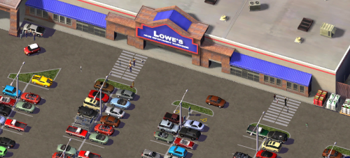 Screenshot for B62 Remastered - Lowes Home Improvement & Distribution Centers