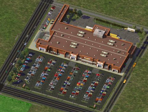 Screenshot for B62 Remastered - Walmart Supercenter (Style 01)