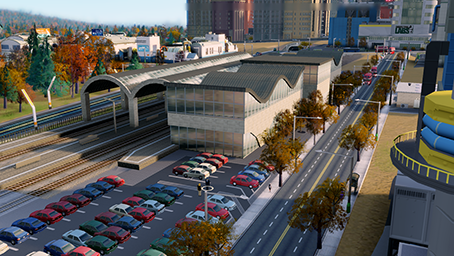 Screenshot for Central Train Station - Bug Fix
