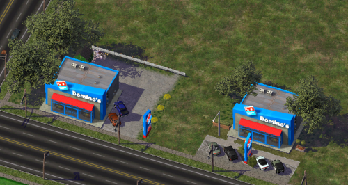 Screenshot for B62 Remastered - Domino's Pizza