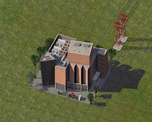 Screenshot for Deconstructivist Mall Relot