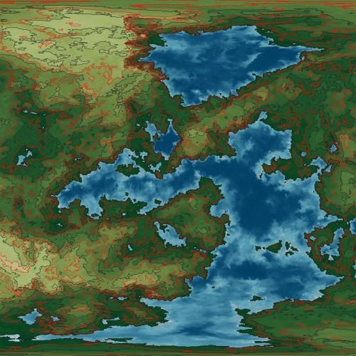 Screenshot for Mons Lacus Jr Map