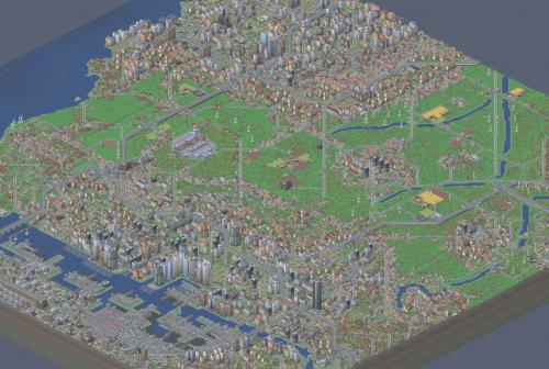 Screenshot for Rotterdam & The Hague.sc3