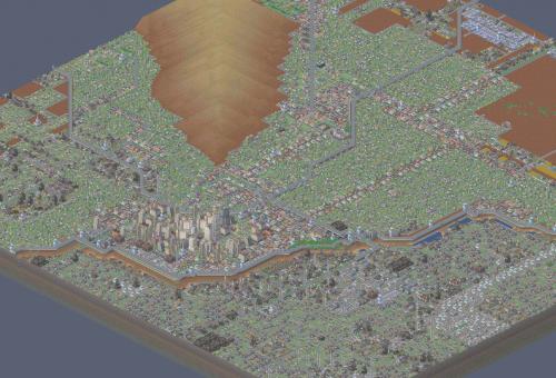 Screenshot for El Paso & Ciudad Juárez.sc3