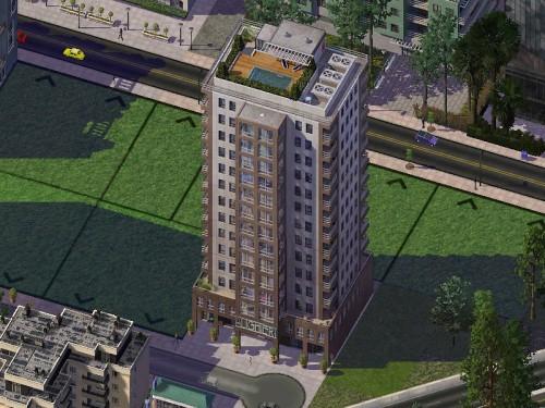 Screenshot for Alighieri Apartments