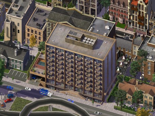 Screenshot for Beverly Apartments