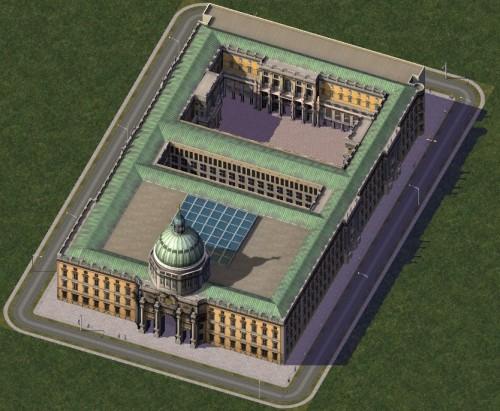 Screenshot for Berliner Schloss (Reconstruction Berlin Palace)