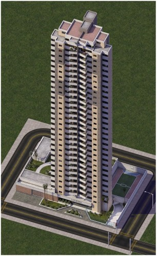 Screenshot for Edificio Ilha De Bali