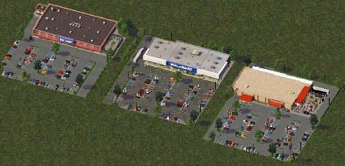 Screenshot for RRetail Commercial Relots Pack Seven