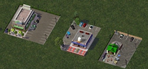 Screenshot for RRetail Restaurant Relots Pack Eight