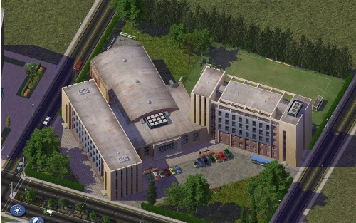 Screenshot for Urban School