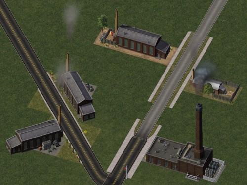 Screenshot for Old Time Power Plants - jestarr Boilerhouses