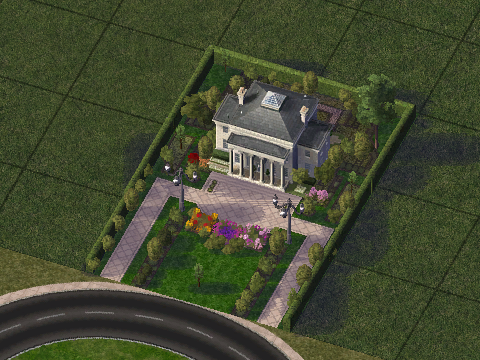 Screenshot for Mayor's House (With More Walls)