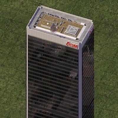 Screenshot for AON Center